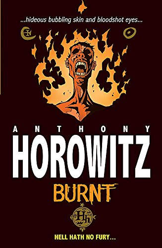 Burnt by Anthony Horowitz