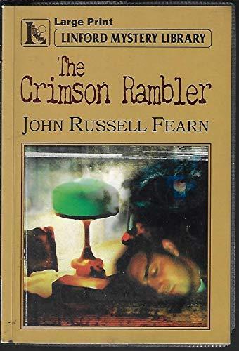 The Crimson Rambler By John Russell Fearn