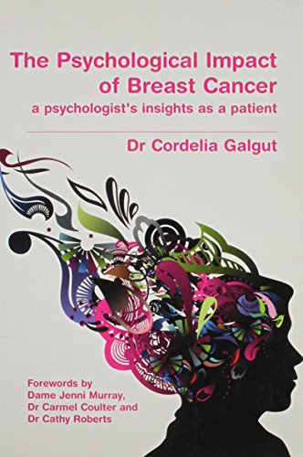 The Psychological Impact of Breast Cancer: A Psychologist's Insight as a Patient By Cordelia Galgut