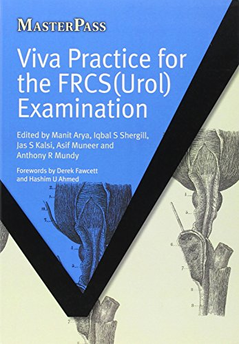Viva Practice for the FRCS(Urol) Examination (MasterPass) By Manit Arya