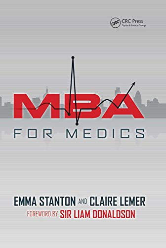 MBA for Medics By Emma Stanton