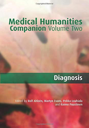 Medical Humanities Companion: V2 By Rolf Ahlzen