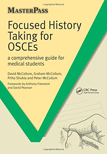 Focused History Taking for Osces (Masterpass) By David McCollum
