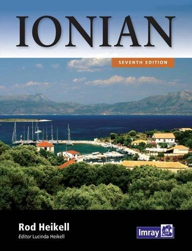 Ionian By Rod Heikell   Used - Very Good   9781846232954