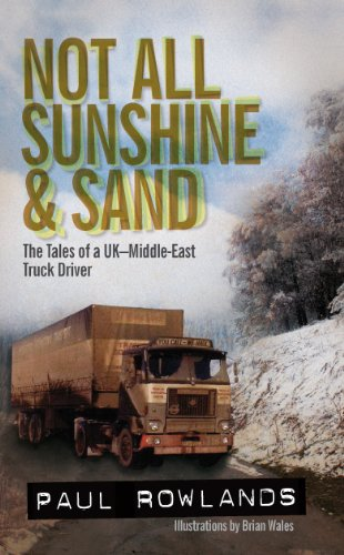 Not All Sunshine and Sand By Paul Rowlands