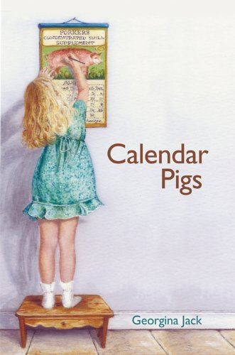 Calendar Pigs By Georgina Jack