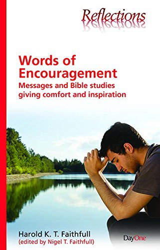 Words of Encouragement By Harold K T Faithfull