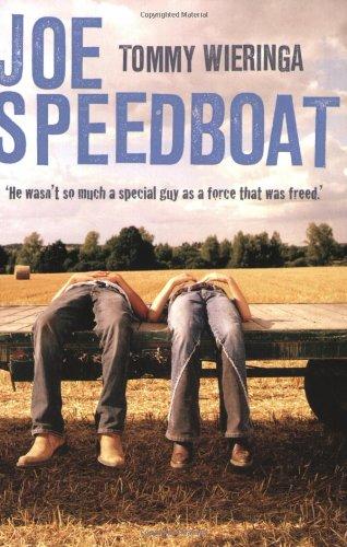 Joe Speedboat By Tommy Wieringa