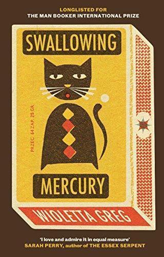 Swallowing Mercury By Wioletta Greg