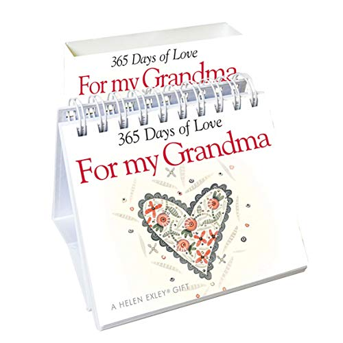 365 Days of Love for My Grandma By Various