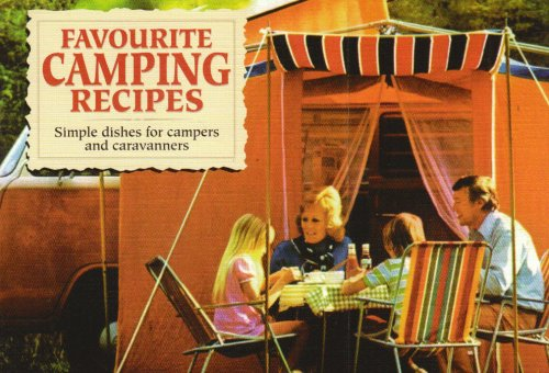 Favourite Camping Recipes by Salmon