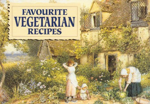 Favourite Vegetarian Recipes By Marilyn Membery