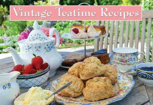 Vintage Teatime Recipes by Salmon