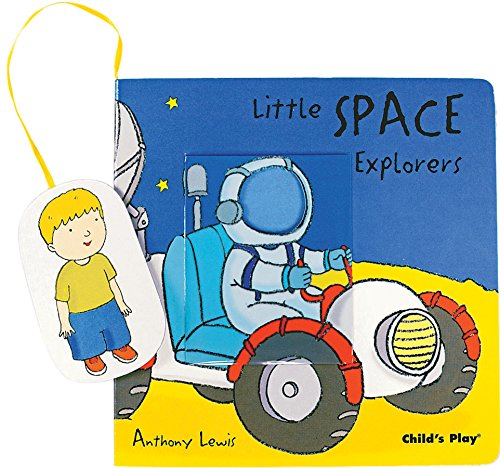Little Space Explorers By Anthony Lewis