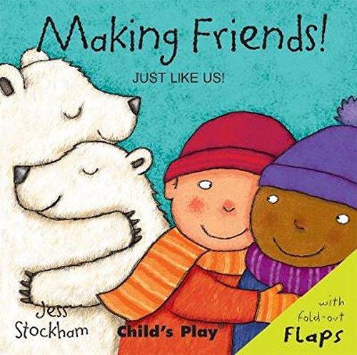 Making Friends! By Jess Stockham