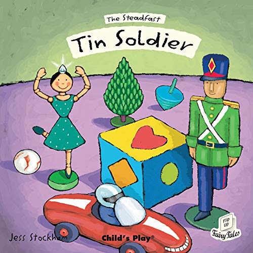 The Steadfast Tin Soldier By Jess Stockham