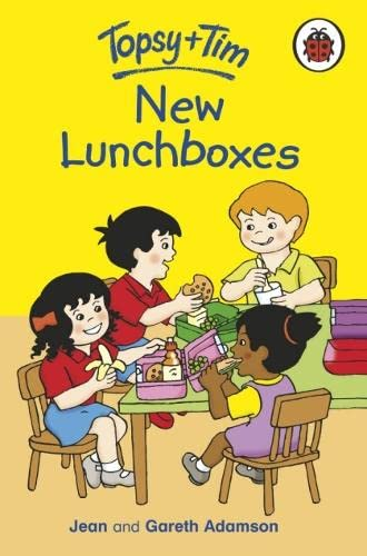New Lunchboxes by Jean Adamson