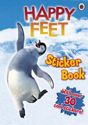 """Happy Feet"" Sticker Book"