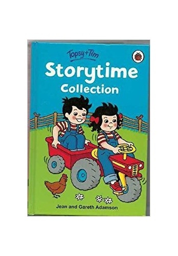 Topsy and Tim Storytime Collection by Jean Adamson