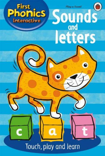 Sounds and Letters By Ladybird