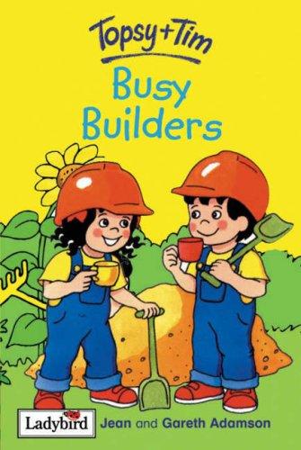 Busy Builders By Jean Adamson