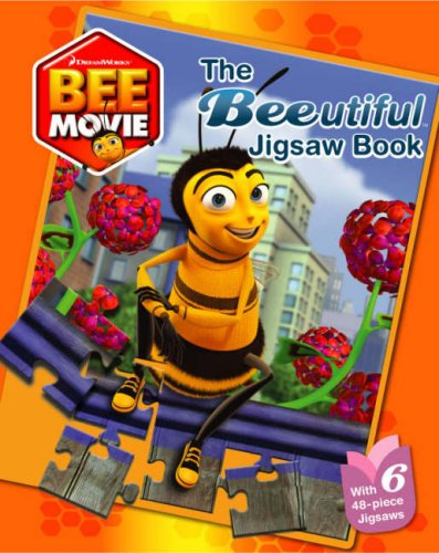 """Bee Movie"" Jigsaw Book By Ladybird"