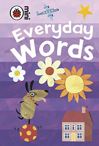 Early Learning: Everyday Words by Ladybird