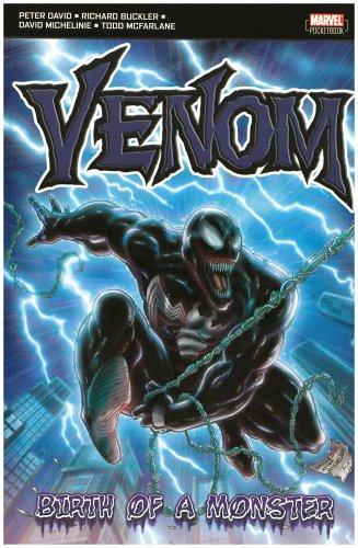 Venom: Birth of a Monster by Peter David