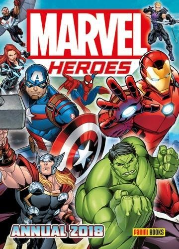 Marvel Heroes Annual 2018 by Simon Frith