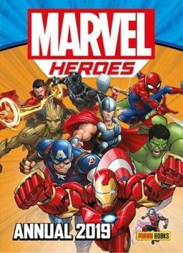 Marvel Heroes Annual 2019 By Panini