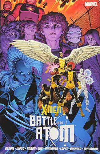 X-men: Battle Of The Atom By Brian Michael Bendis