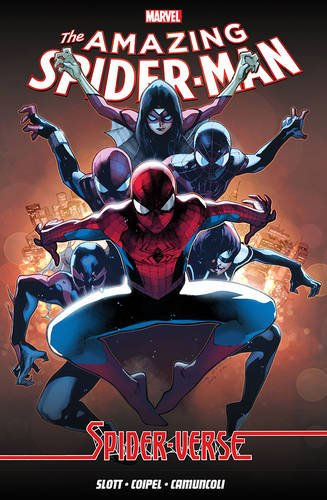 Amazing Spider-man Vol. 3: Spider-verse By Olivier Coipel