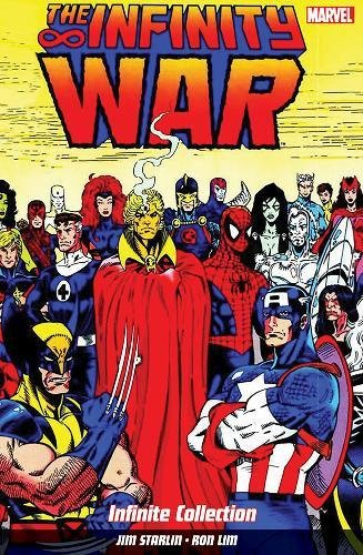 Infinity War: Infinite Collection By Jim Starlin