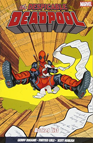 Despicable Deadpool Vol. 2 By Gerry Duggan