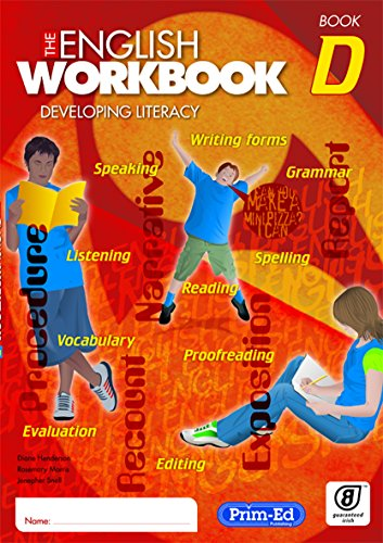 The English Workbook: Book D By Ric Publications
