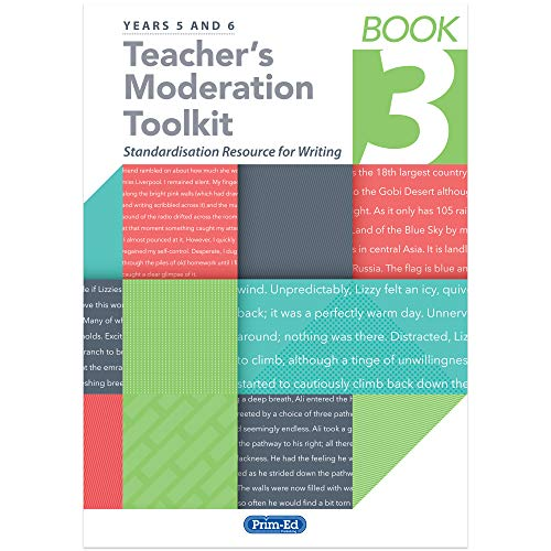 Teacher's Moderation Toolkit: Book 3