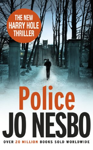 Police: A Harry Hole Thriller (Oslo Sequence 8) by Jo Nesbo