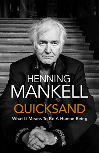 Quicksand By Henning Mankell