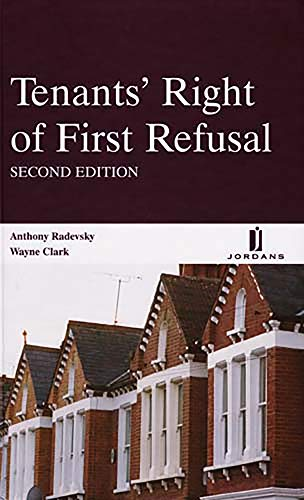 Tenants' Right of First Refusal By Anthony Radevsky
