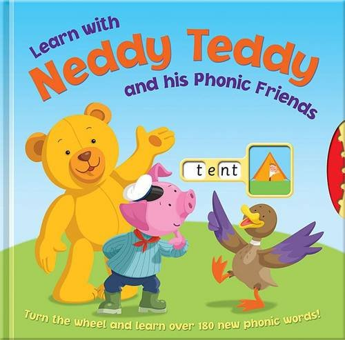 Learn with Neddy Teddy and His Phonic Friends by Gill Davies