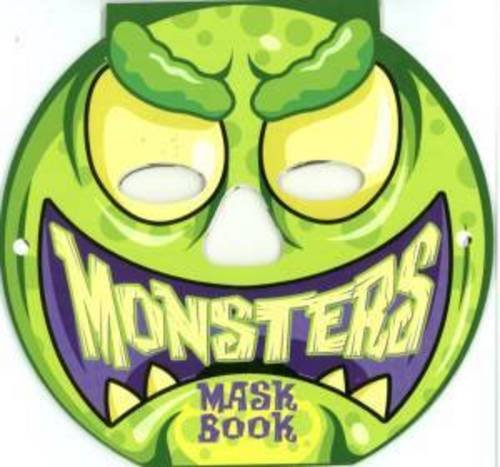 Creative Mask Books - Monsters by