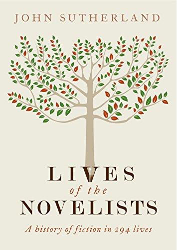 Lives of the Novelists par John Sutherland