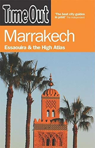 Time Out Marrakech by Time Out Guides Ltd.