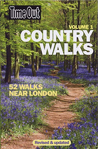 Time Out Country Walks Near London Volume 1 (Time Out Country Walks Volume 1) By Time Out Guides Ltd.