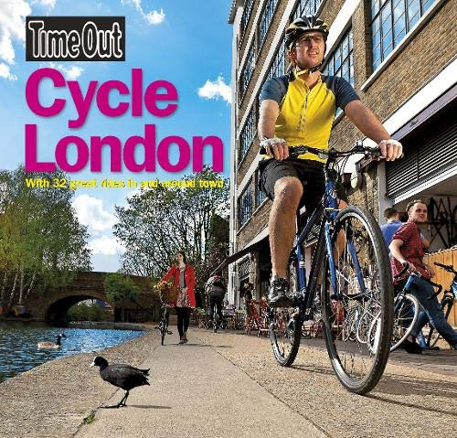 Time Out Cycle London by Time Out Guides Ltd.