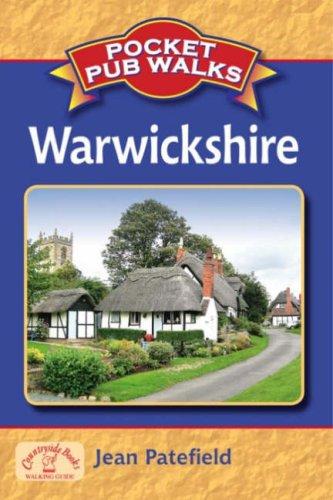 Pocket Pub Walks Warwickshire by Jean Patefield