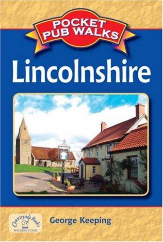 Pocket Pub Walks in Lincolnshire By George Keeping