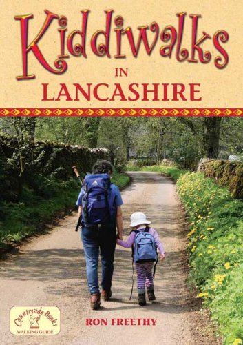 Kiddiwalks in Lancashire by Ron Freethy