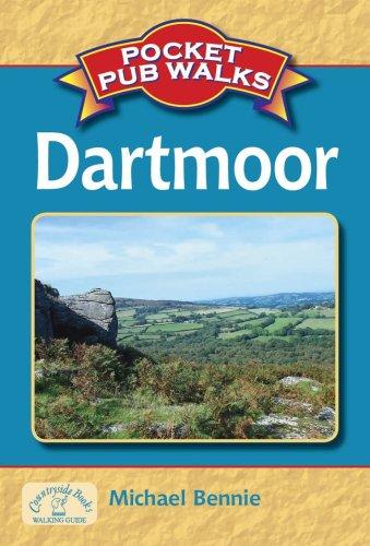 Pocket Pub Walks Dartmoor By Michael Bennie