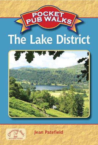 Pocket Pub Walks the Lake District By Jean Patefield